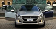 Castagna Milano Peugeot 508 RXH Tuning 2016 2 190x101 Fotostory: Castagna Milano   edler Peugeot 508 RXH