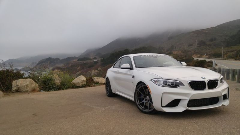 Dinan S1 BMW M2 F87 Coupe Chiptuning (4)