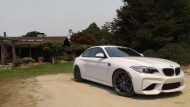 Dinan S1 BMW M2 F87 Coupe Chiptuning 6 190x107 Video: Dinan S1 BMW M2 F87 Coupe mit über 420PS & 557NM