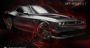 Dodge Challenger Hellcat Carlex Design Alien Style Tuning 5 1 310x165 Full House   Carlex Design Toyota Tacoma mit Widebody Kit