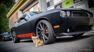 Dodge Challenger Hellcat Design Folierung Wrap Tuning Check Matt Dortmund 11 190x106 Dodge Challenger mit Hellcat Design by Check Matt Dortmund