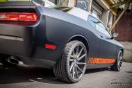 Dodge Challenger Hellcat Design Folierung Wrap Tuning Check Matt Dortmund 13 190x127 Dodge Challenger mit Hellcat Design by Check Matt Dortmund