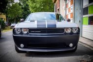 Dodge Challenger Hellcat Design Folierung Wrap Tuning Check Matt Dortmund 14 190x127 Dodge Challenger mit Hellcat Design by Check Matt Dortmund