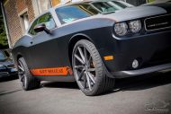 Dodge Challenger Hellcat Design Folierung Wrap Tuning Check Matt Dortmund 9 190x127 Dodge Challenger mit Hellcat Design by Check Matt Dortmund