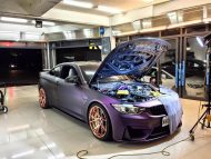 EDO Design BMW M4 F82 Mattlila Purpe FlipFlop Wrap Tuning 12 190x143 Fotostory: EDO Design BMW M4 F82 in Mattlila Purpel
