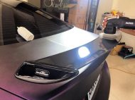 EDO Design BMW M4 F82 Mattlila Purpe FlipFlop Wrap Tuning 30 190x142 Fotostory: EDO Design BMW M4 F82 in Mattlila Purpel