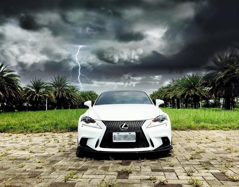 EDO Design Lexus IS200T Carbon Bodykit HRE Alufelgen Tuning 2016 1 Fotostory: EDO Design Lexus IS200T mit Bodykit & HRE Alu's