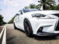 EDO Design Lexus IS200T Carbon Bodykit HRE Alufelgen Tuning 2016 17 190x143 Fotostory: EDO Design Lexus IS200T mit Bodykit & HRE Alu's