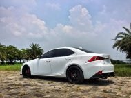 EDO Design Lexus IS200T Carbon Bodykit HRE Alufelgen Tuning 2016 18 190x143 Fotostory: EDO Design Lexus IS200T mit Bodykit & HRE Alu's