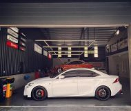 EDO Design Lexus IS200T Carbon Bodykit HRE Alufelgen Tuning 2016 2 190x160 Fotostory: EDO Design Lexus IS200T mit Bodykit & HRE Alu's