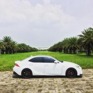 EDO Design Lexus IS200T Carbon Bodykit HRE Alufelgen Tuning 2016 6 190x190 Fotostory: EDO Design Lexus IS200T mit Bodykit & HRE Alu's