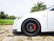 EDO Design Lexus IS200T Carbon Bodykit HRE Alufelgen Tuning 2016 8 190x143 Fotostory: EDO Design Lexus IS200T mit Bodykit & HRE Alu's