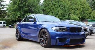 Einz A Performance BMW 1M F82 Coupe Tuning Bodykit Angel Eyes M4 F82 3 1 e1470910379144 310x165 606PS & 878NM BMW E90 335i by Einz A Performance