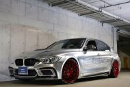 Energy Motorsport TYPE5 EVO31.1 Bodykit BMW F30 E92 Tuning 1 190x127 Fotostory: Energy Motorsport TYPE5 Bodykit BMW F30 & E92
