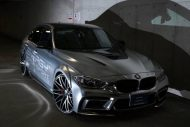 Energy Motorsport TYPE5 EVO31.1 Bodykit BMW F30 E92 Tuning 14 190x127 Fotostory: Energy Motorsport TYPE5 Bodykit BMW F30 & E92