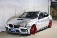 Energy Motorsport TYPE5 EVO31.1 Bodykit BMW F30 E92 Tuning 37 190x127 Fotostory: Energy Motorsport TYPE5 Bodykit BMW F30 & E92