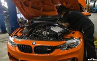 Fire Orange BMW M4 F83 Cabrio EAS Tuning 23 190x119 Fire Orange lackiertes BMW M4 F83 Cabrio von EAS Tuning