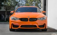Fire Orange BMW M4 F83 Cabrio EAS Tuning 5 190x119 Fire Orange lackiertes BMW M4 F83 Cabrio von EAS Tuning