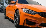 Fire Orange BMW M4 F83 Cabrio EAS Tuning 9 190x119 Fire Orange lackiertes BMW M4 F83 Cabrio von EAS Tuning