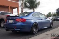 Frozen Blue BMW E92 M3 Tuning Forgestar F14 by ModBargains 1 190x127 Frozen Blue BMW E92 M3 auf Forgestar F14 Alu's by ModBargains