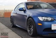 Frozen Blue BMW E92 M3 Tuning Forgestar F14 by ModBargains 4 190x127 Frozen Blue BMW E92 M3 auf Forgestar F14 Alu's by ModBargains