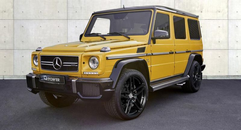 g power mercedes g klasse g63 amg bi tronik chiptuning. Black Bedroom Furniture Sets. Home Design Ideas