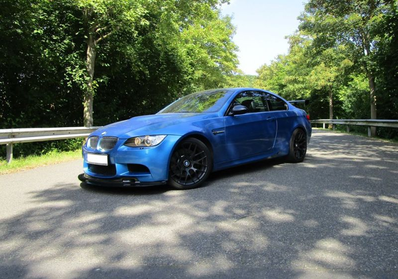 GT4 Style BMW M3 E92 Coupe Tuning Alpha N Performance 2 GT4 Style am BMW M3 E92 Coupe von Alpha N Performance