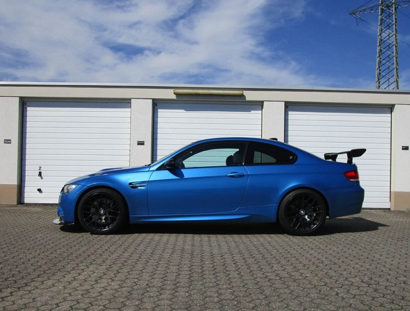 GT4 Style BMW M3 E92 Coupe Tuning Alpha N Performance 4 GT4 Style am BMW M3 E92 Coupe von Alpha N Performance
