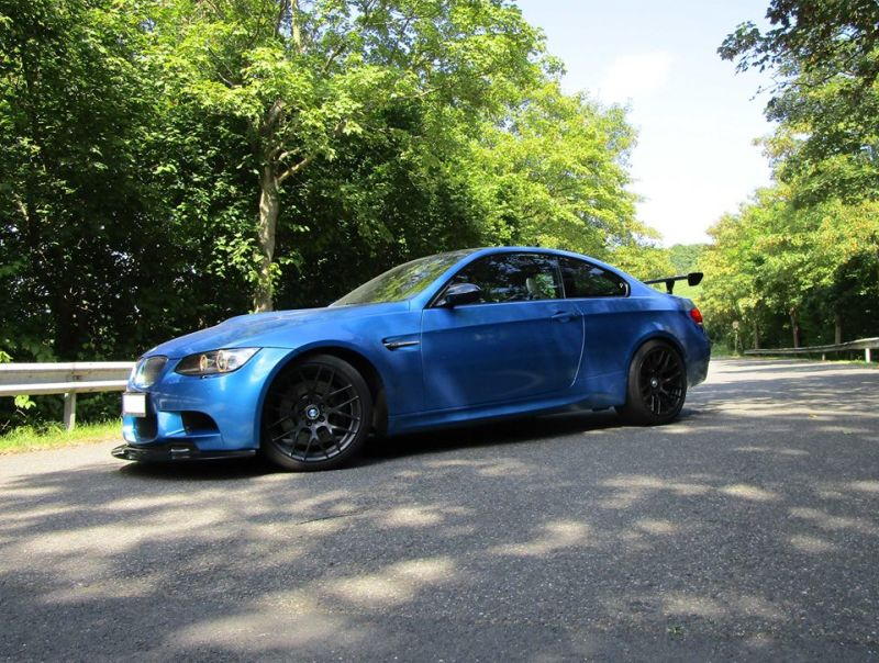 GT4 Style BMW M3 E92 Coupe Tuning Alpha-N Performance (6)