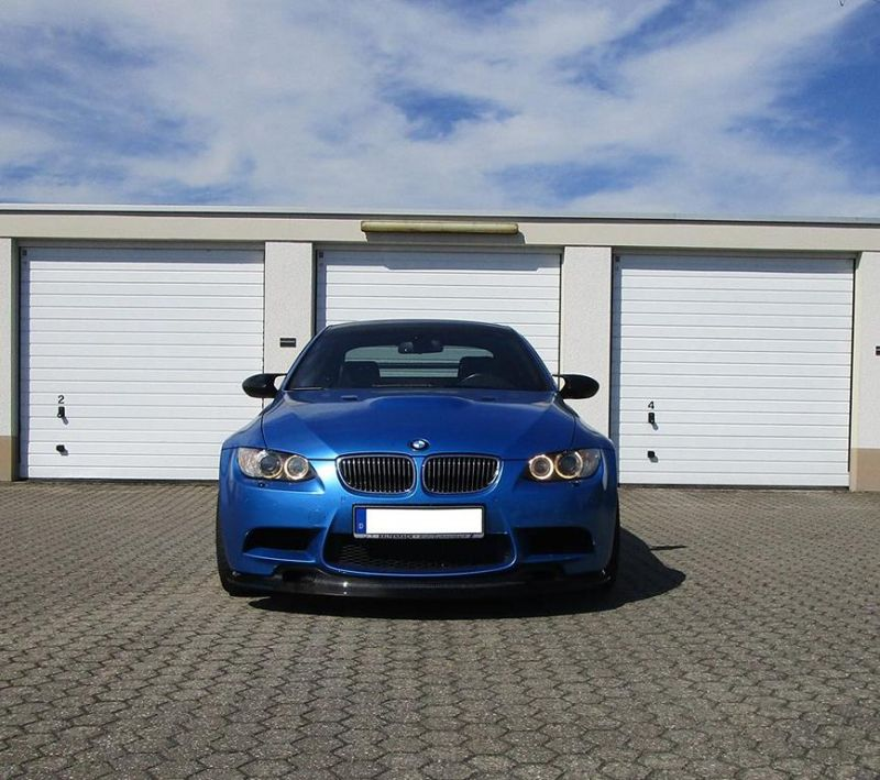 GT4 Style BMW M3 E92 Coupe Tuning Alpha-N Performance (8)