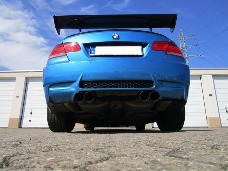 GT4 Style BMW M3 E92 Coupe Tuning Alpha-N Performance (9)
