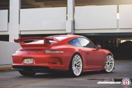 HRE P200 Tuning Porsche 911 991 GT3 Satin Lava Orange 2 1 190x127 Super schick   HRE P200 Alu's am Porsche 911 GT3 in Satin Lava Orange