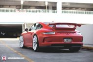 HRE P200 Tuning Porsche 911 991 GT3 Satin Lava Orange 3 1 190x127 Super schick   HRE P200 Alu's am Porsche 911 GT3 in Satin Lava Orange