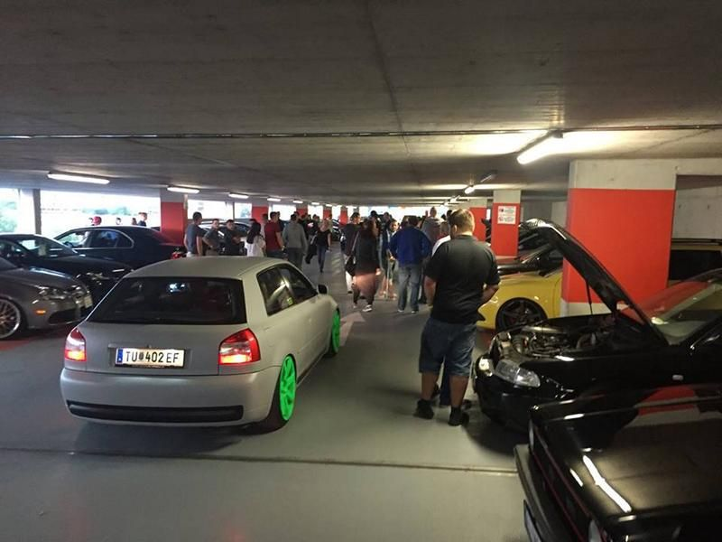 Hatzer Summer Night 2016 BB-Folien Bele Boštjan Tuning Folierung Wrap BMW Audi Ferrari VW (54)