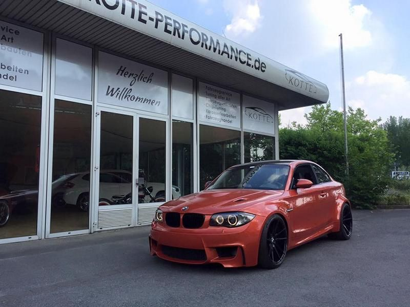 Kotte Performance BMW 1M E82 Coupe Tuning 2016 1 Fotostory: Kotte Performance BMW 1M E82 Coupe