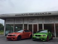 Kotte Performance BMW 1M E82 Coupe Tuning 2016 5 190x143 Fotostory: Kotte Performance BMW 1M E82 Coupe