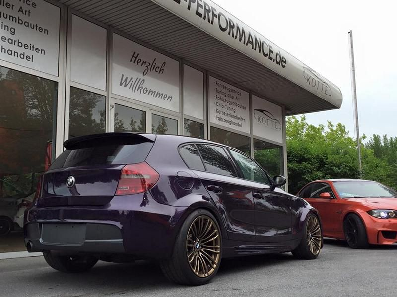 Kotte Performance Bmw 1m Style E87 N54 Single Turbo Tuning