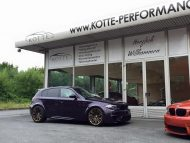 Kotte Performance BMW 1M Style E87 N54 Single Turbo Tuning 3 190x143 Fotostory: Noch einer   Kotte Performance BMW 1M Style E87