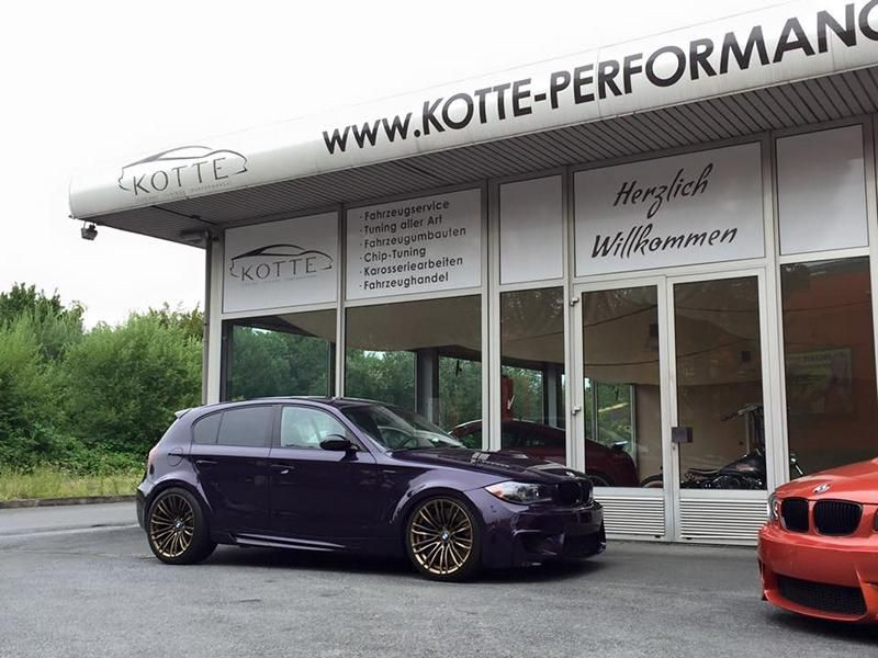 Kotte Performance BMW 1M Style E87 N54 Single Turbo Tuning (3)