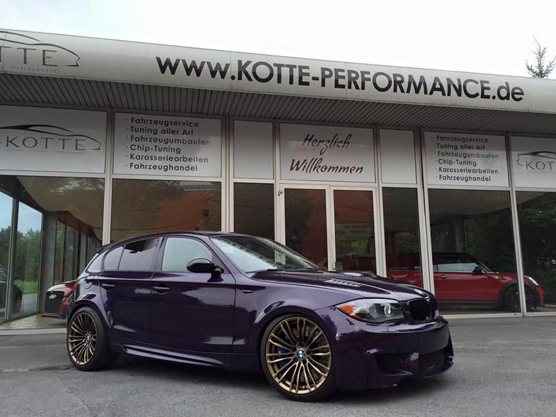 Kotte Performance BMW 1M Style E87 N54 Single Turbo Tuning (7)