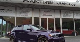 Kotte Performance BMW 1M Style E87 N54 Single Turbo Tuning 7 e1470370474888 310x165 Fotostory: Noch einer   Kotte Performance BMW 1M Style E87