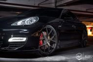 Kreissig Porsche Panamera Turbo PUR Mansory tuning 12 190x127 Dezent   Porsche Panamera Turbo auf 22 Zoll PUR 4OUR Alu's