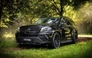 Larte Mercedes Benz GLS Black Chrystal Tuning Bodykit 6 190x121 Offiziell   2016 Larte Design Mercedes Benz GLS Black Chrystal