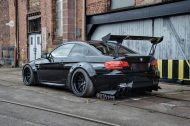 Liberty Walk BMW E92 M3 Kompressor Strasse Wheels SM7 Kompressor Tuning 1 190x126 Liberty Walk BMW E92 M3 Kompressor auf Strasse Wheels Alu's