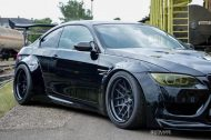 Liberty Walk BMW E92 M3 Kompressor Strasse Wheels SM7 Kompressor Tuning 12 190x126 Liberty Walk BMW E92 M3 Kompressor auf Strasse Wheels Alu's