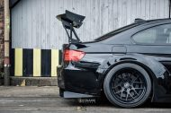 Liberty Walk BMW E92 M3 Kompressor Strasse Wheels SM7 Kompressor Tuning 13 190x126 Liberty Walk BMW E92 M3 Kompressor auf Strasse Wheels Alu's