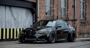 Liberty Walk BMW E92 M3 Kompressor Strasse Wheels SM7 Kompressor Tuning 6 1 e1470643856883 310x165 Liberty Walk BMW E92 M3 Kompressor auf Strasse Wheels Alu's