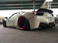 Liberty Walk Performance Ferrari 458 Italia Wei%C3%9F Tuning 2016 1 190x143 Fotostory: Liberty Walk Performance Ferrari 458 Italia in Weiß