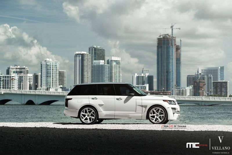 MC Customs Hamann Range Rover L405 Tuning Hamann Mystere Vellano VJK 4 Full House am MC Customs Hamann Range Rover L405