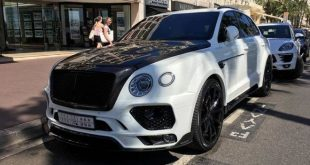 Mansory Carbon Widebody Kit 2016 Tuning Bentley Bentayga 2 1 e1470755542143 310x165 Mansory Widebody Kit für den neuen Bentley Bentayga